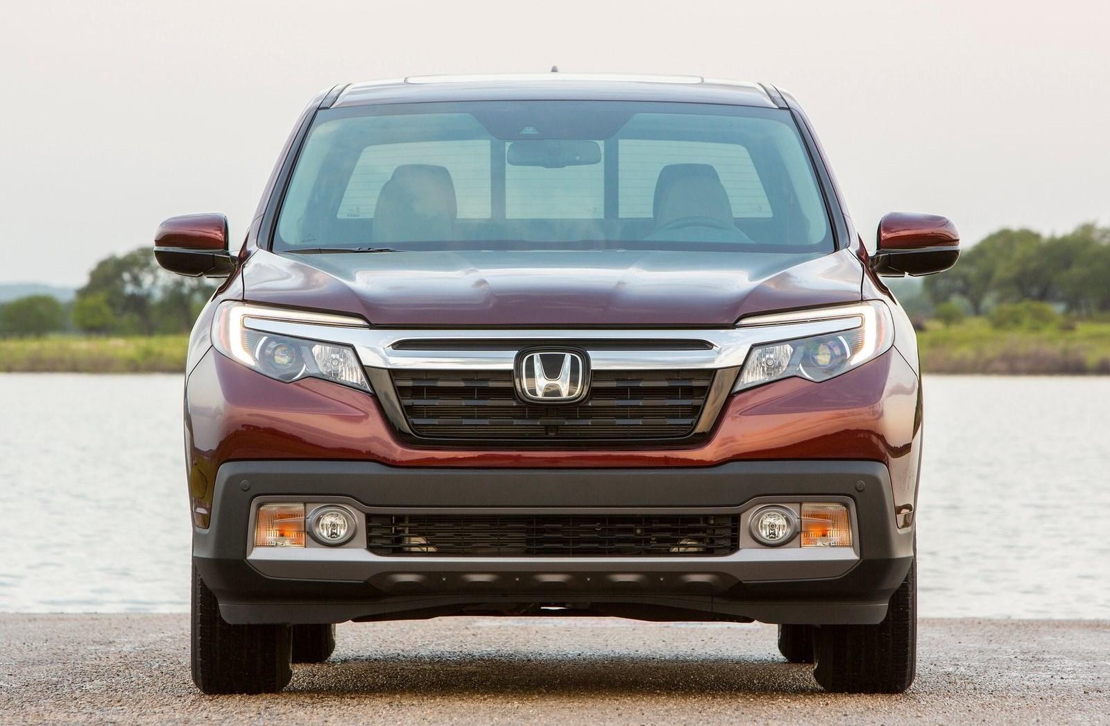 Honda también tenía pick up? Nueva Honda Ridgeline 2017 ...