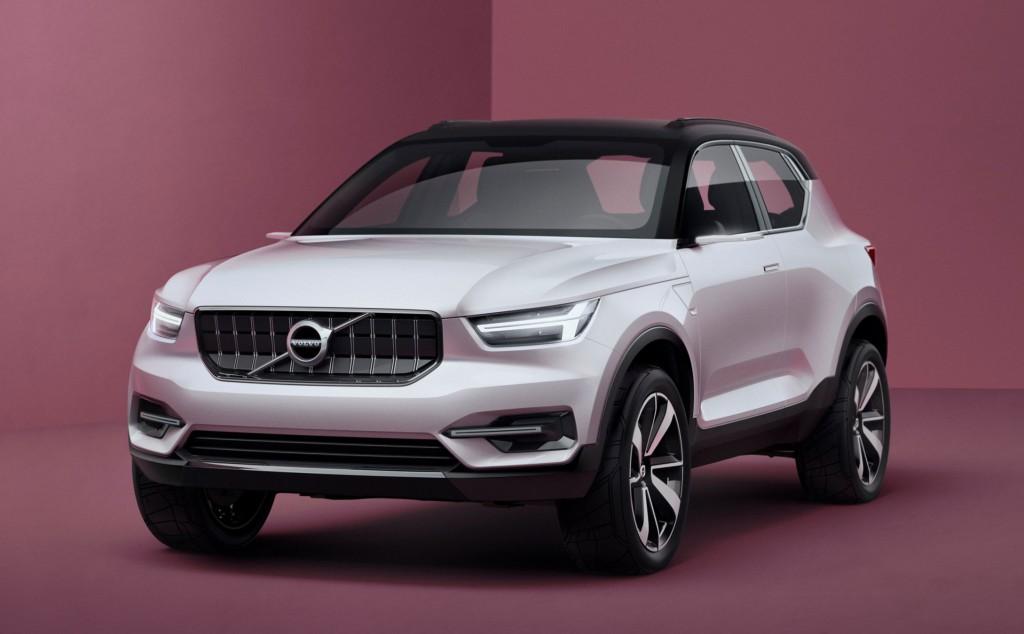 Nuevo concept Volvo. XC40