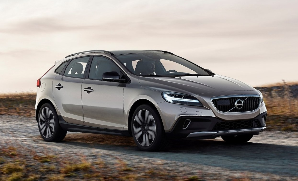 Actual Volvo V40 Cross Country