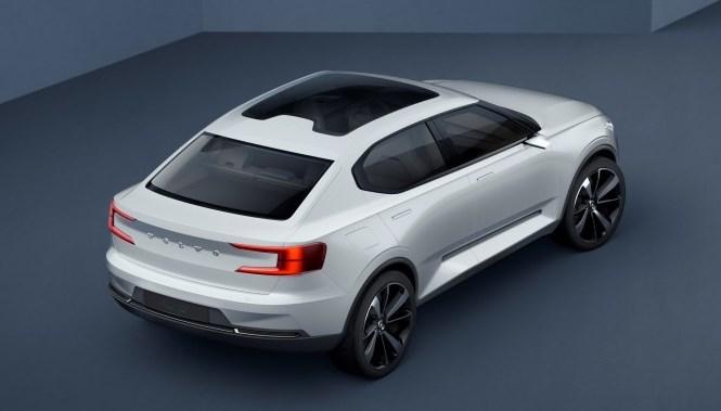 Nuevo concept Volvo. S40
