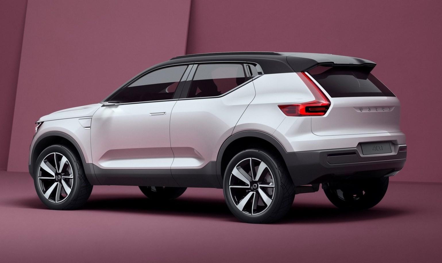 Nuevos concept Volvo. XC40