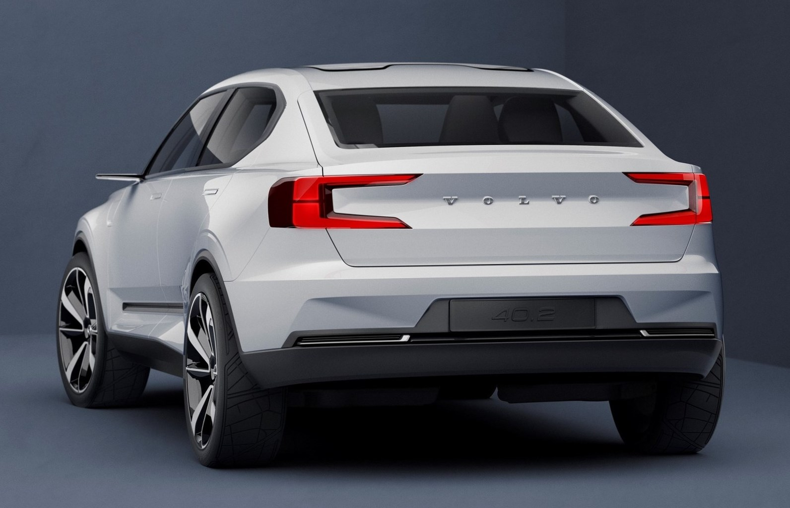 Nuevos concept Volvo S40