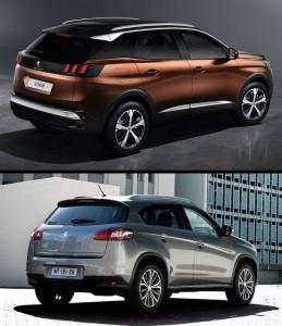 "Peugeot 3008 2017. Más ""4008"""