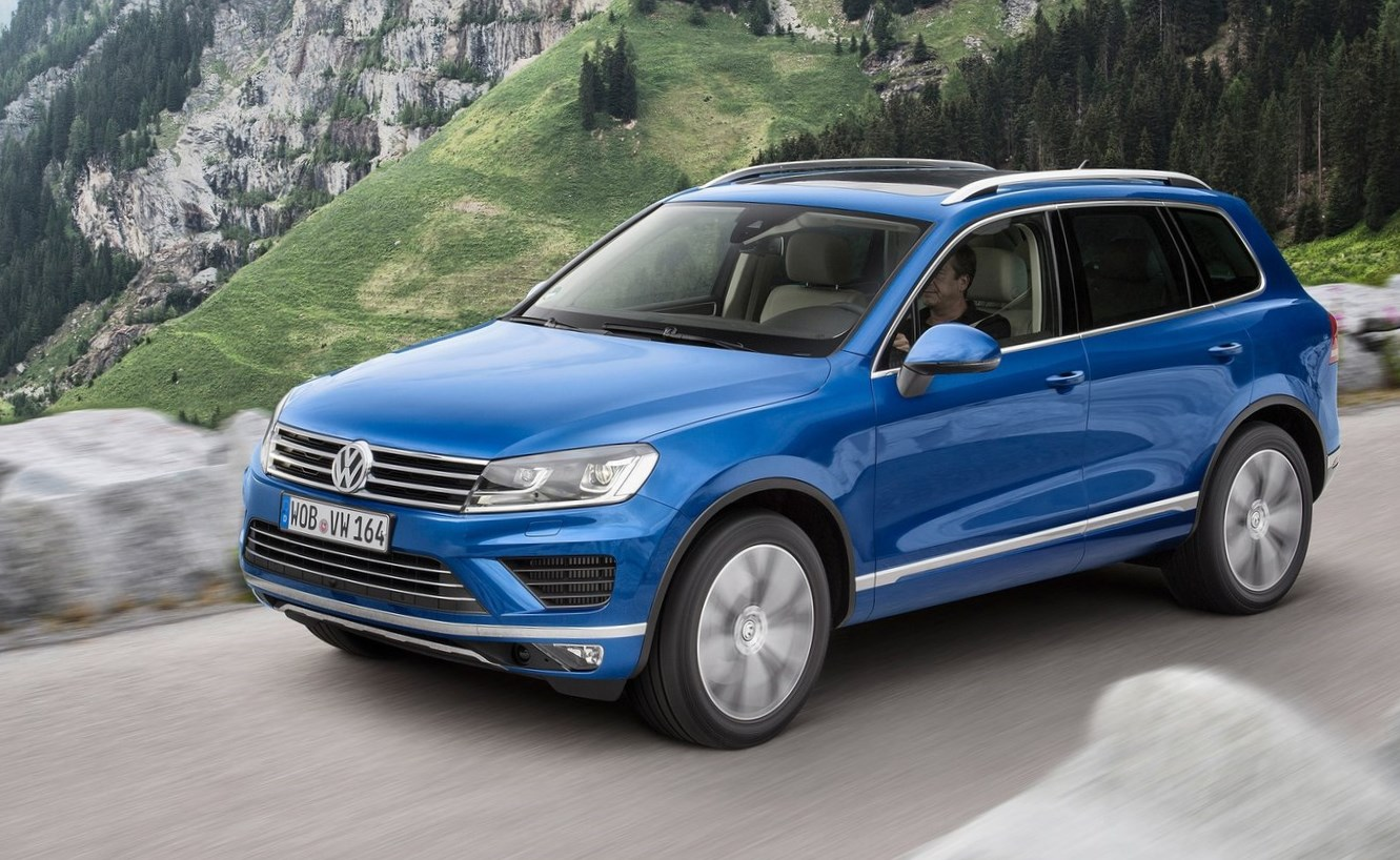 volkswagen lanza en argentina la nueva touareg 2016 automotiva. Black Bedroom Furniture Sets. Home Design Ideas