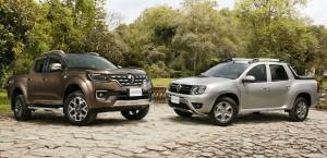 Renault Alaskan y Oroch