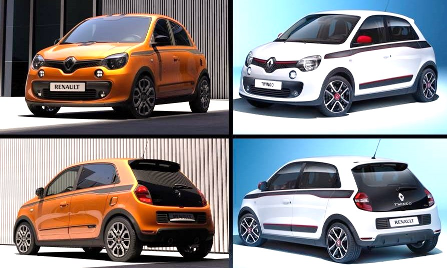nuevo renault twingo gt el nuevo r5 turbo automotiva. Black Bedroom Furniture Sets. Home Design Ideas