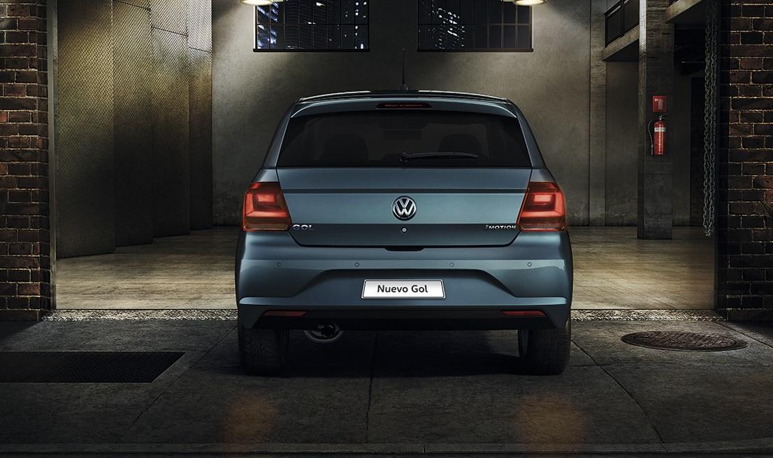 Volkswagen Gol 2016