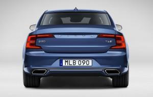 Volvo S90 y V90 R-Design