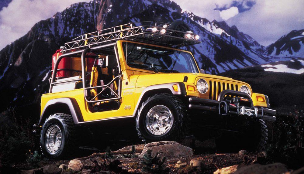 Concept Jeep de 1997