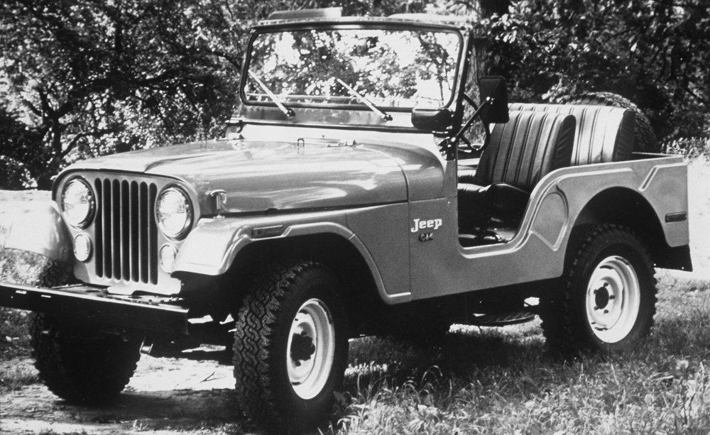 Jeep de 1955