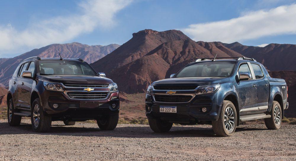 Nuevas Chevrolet S10 y Trailblazer