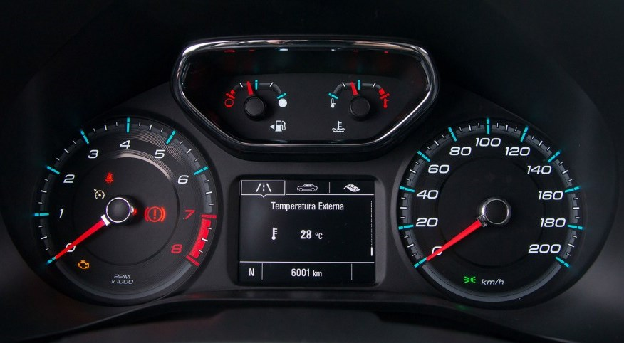 Nueva Chevrolet S10