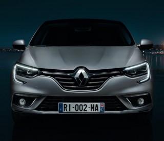 Renault Megane Sedan 2017