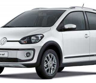 VW Cross up!
