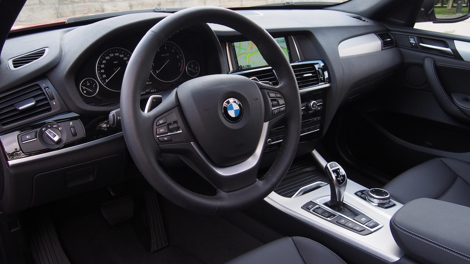 BMW X4 35i M-Package