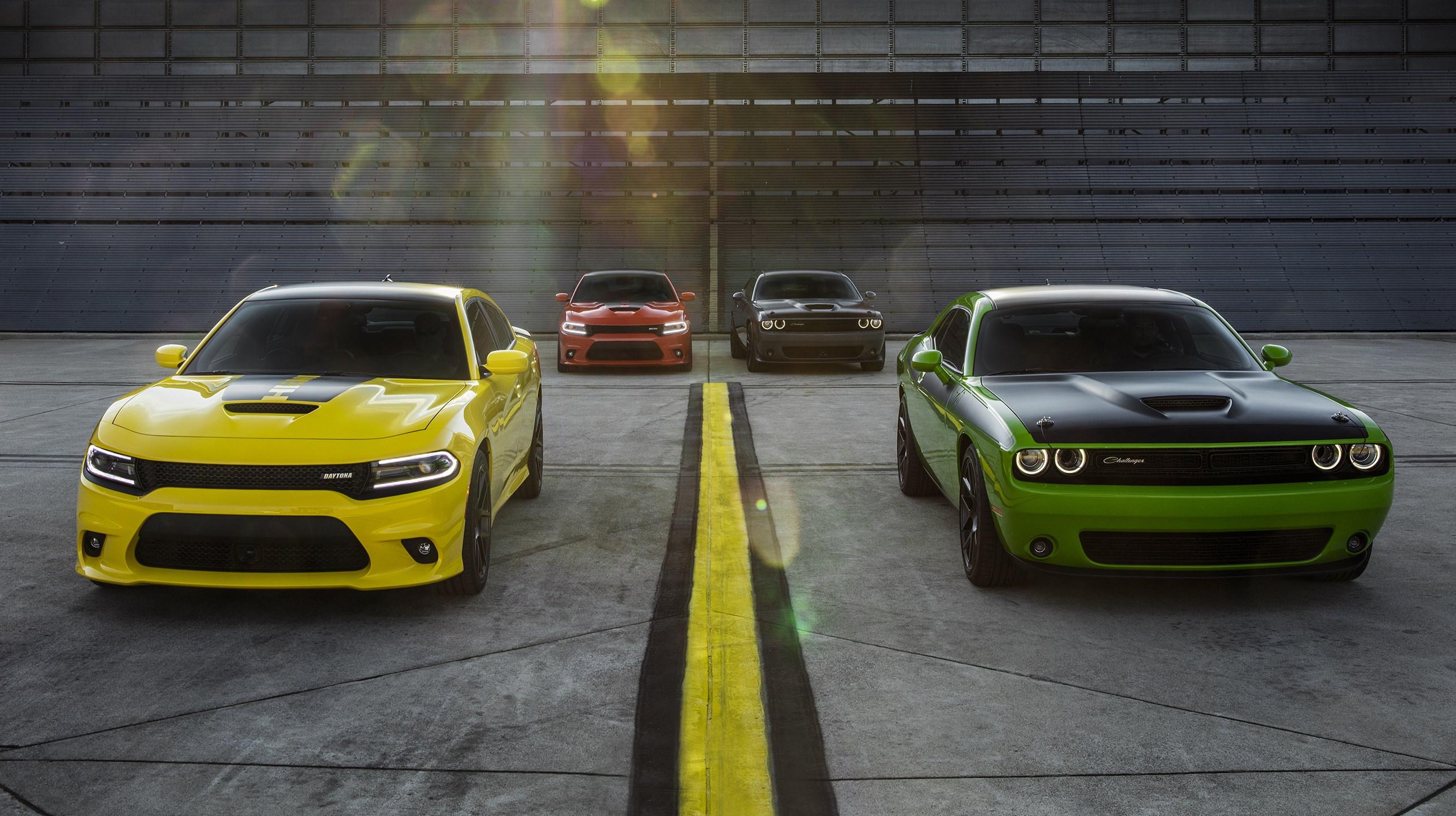 Dodge Challenger y Charger Daytona
