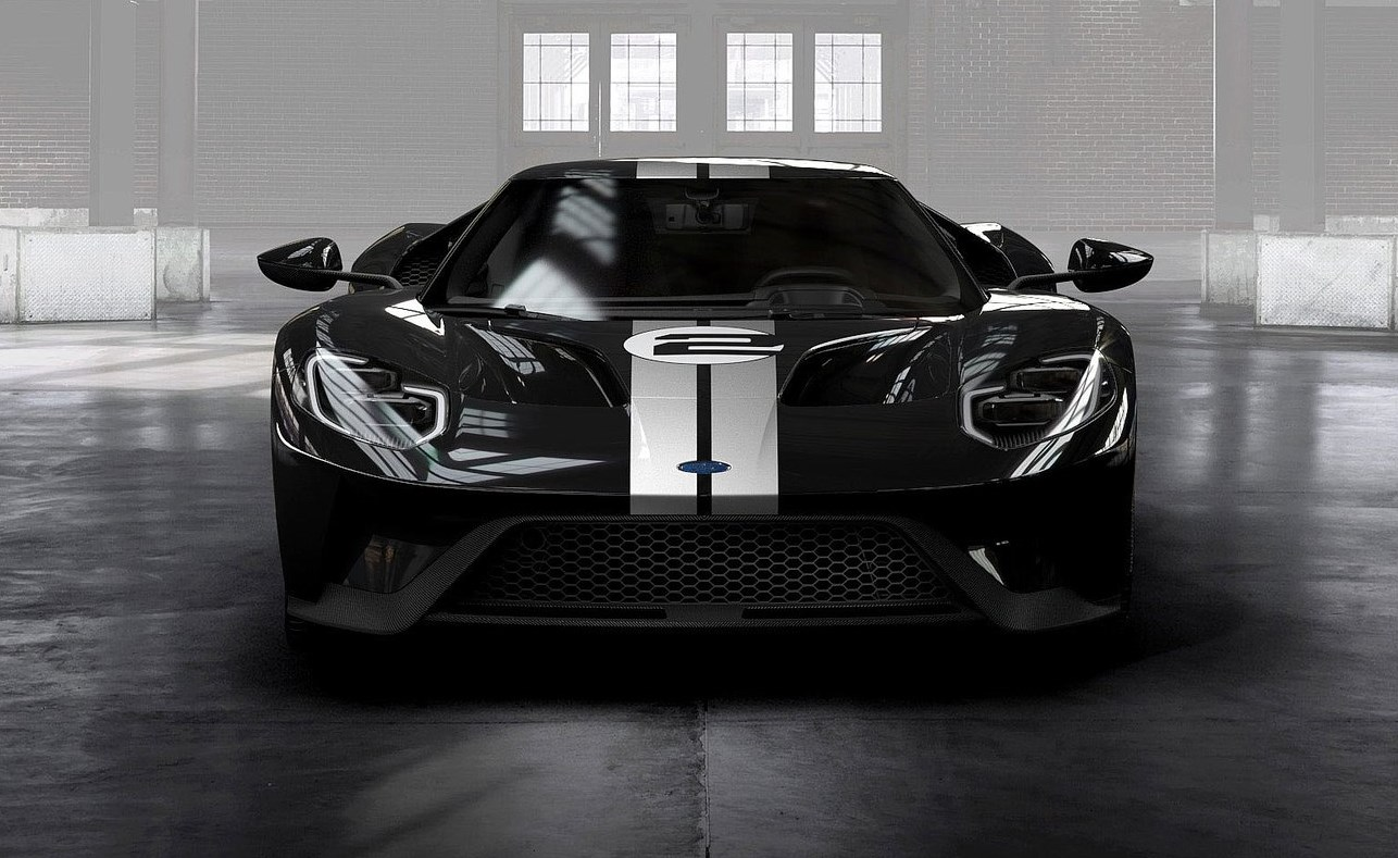 Ford GT 66 Heritage 2017