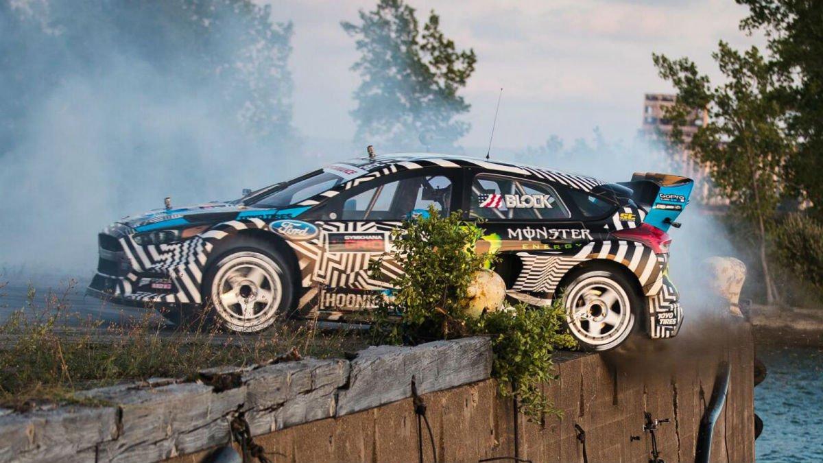 Focus RS y Gymkhana 9