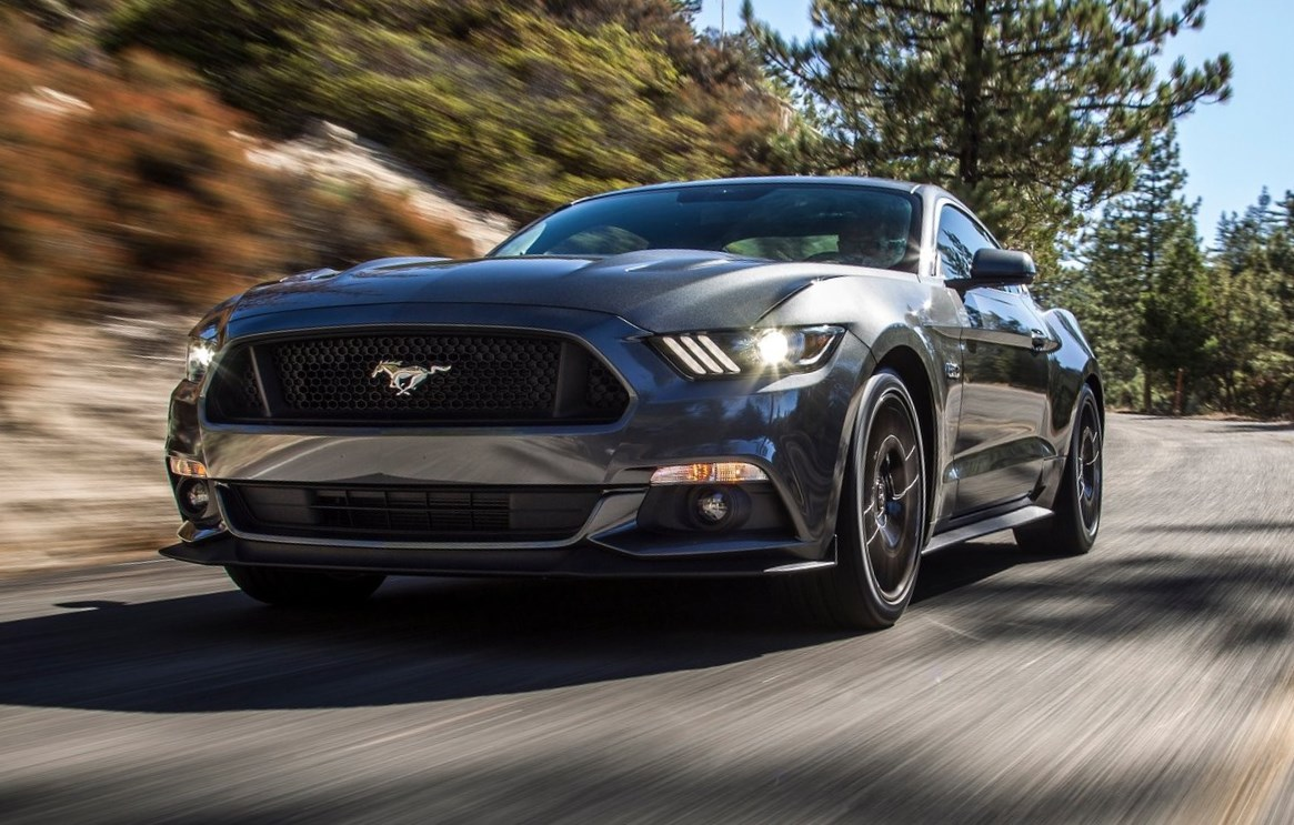 Ford Mustang GT en Argentina