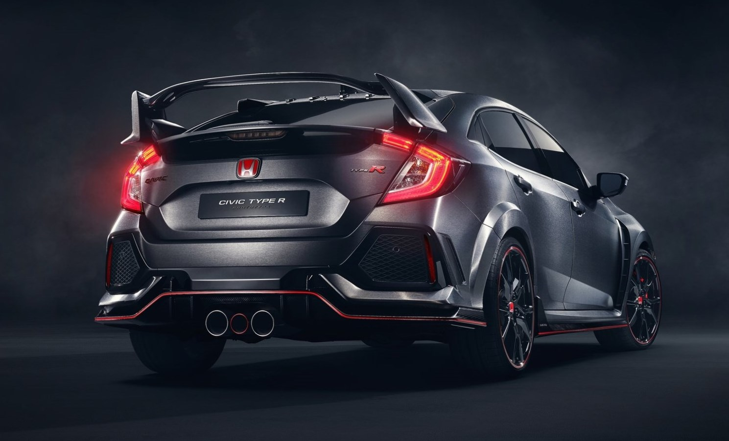 Este es el espectacular Honda Civic Type-R 2017 (+300 CV) | Automotiva