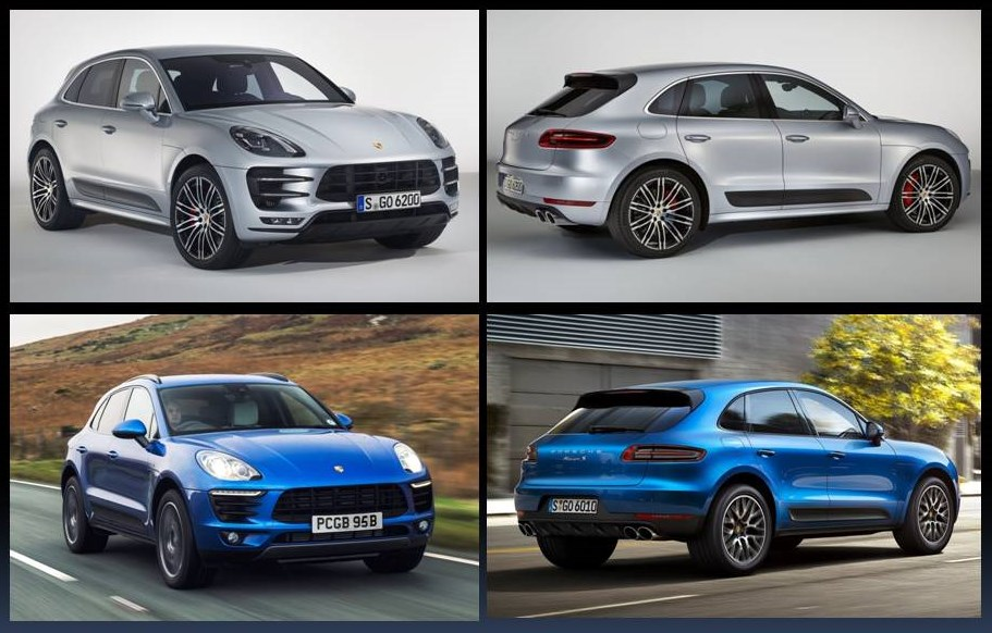 Porsche Macan Turbo Performance Package vs Macan