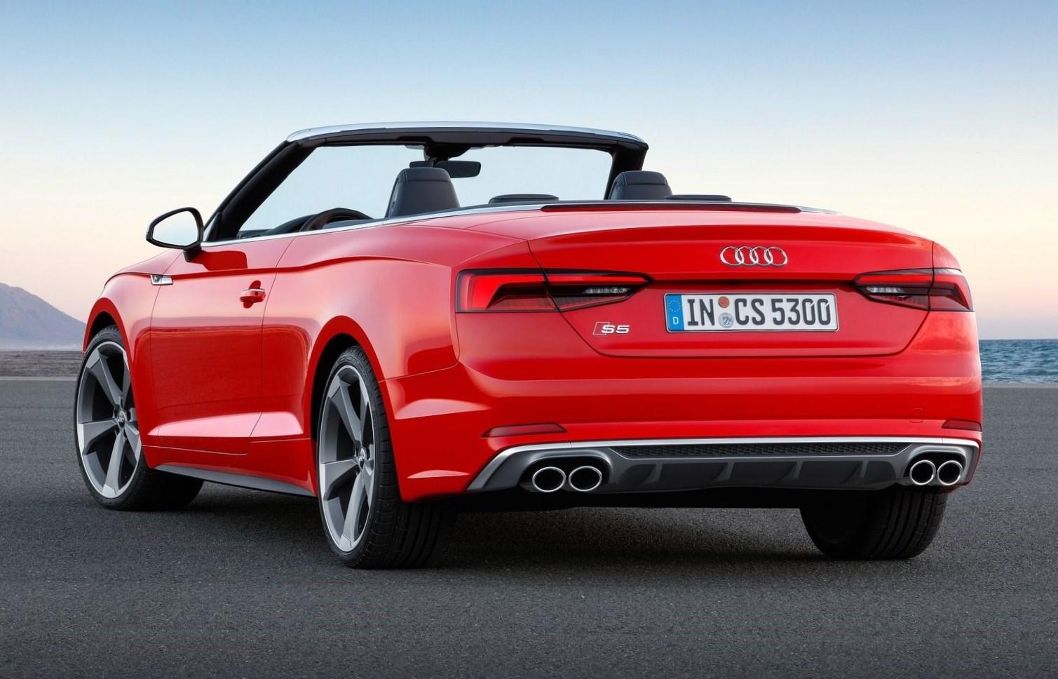 Nuevo Audi S5 Cabriolet 2017 Automotiva