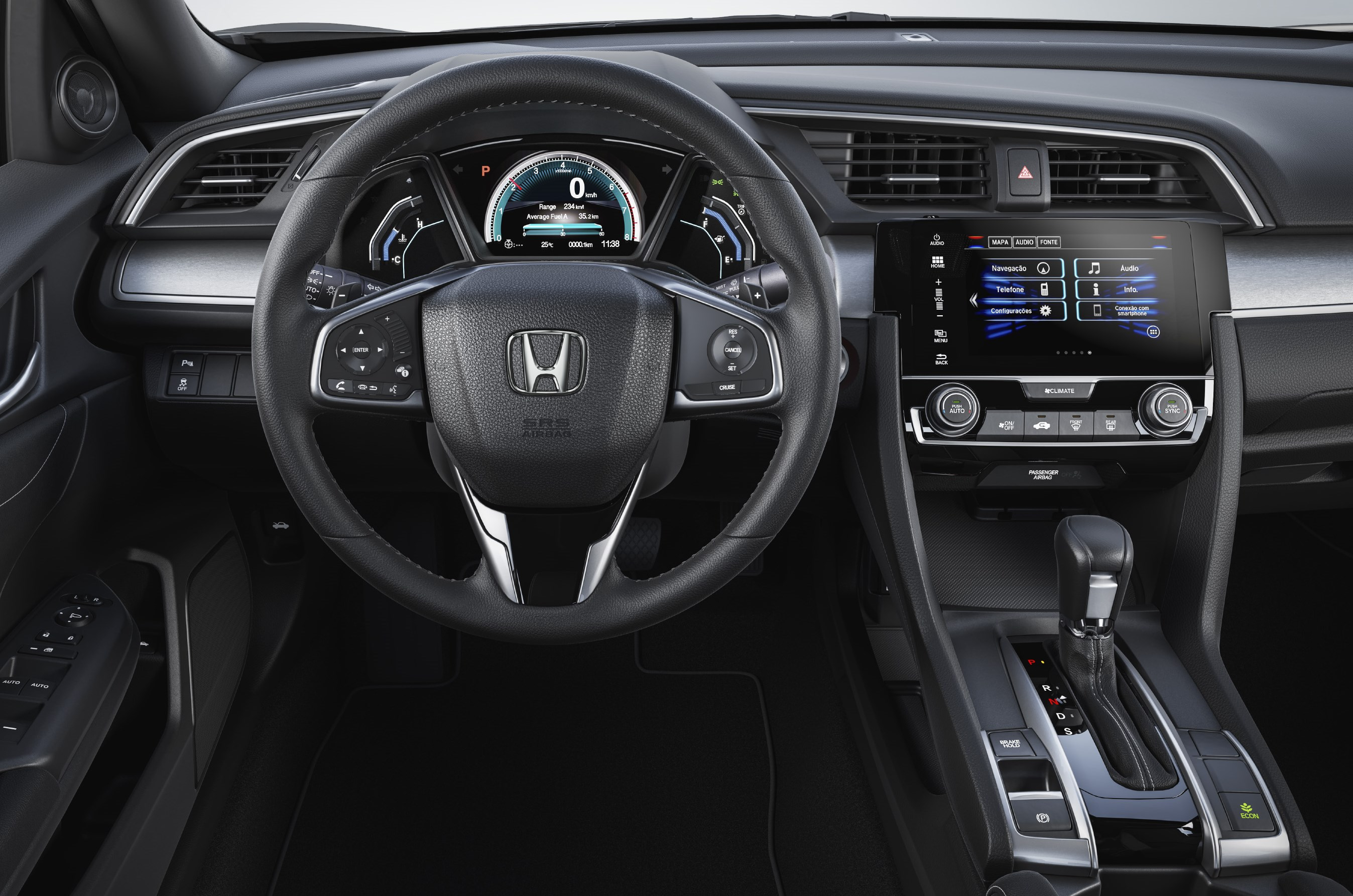 Honda anuncia en san pablo la inminente llegada del new for Honda fit 2017 precio