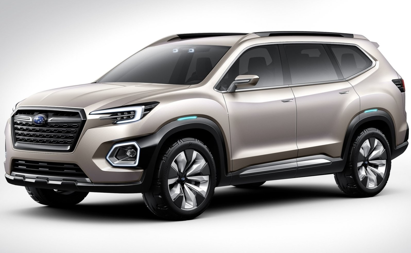 Subaru Neuheiten 2018 >> Viziv 7 Enorme Suv De Subaru Concept Automotiva | 2017 - 2018 Best Cars Reviews