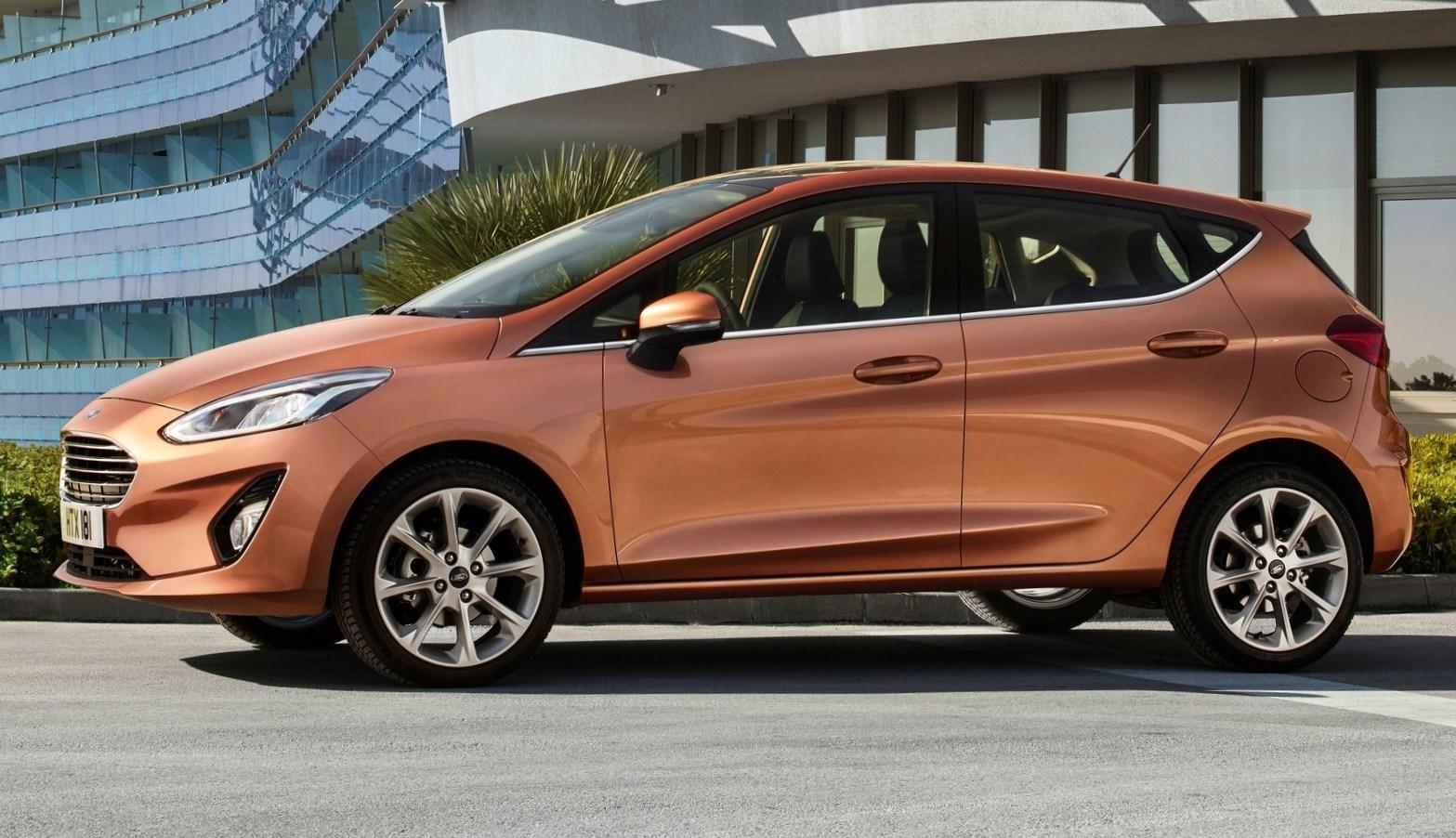 Este es el renovado Ford Fiesta 2017. ¿Llegará a Argentina ...