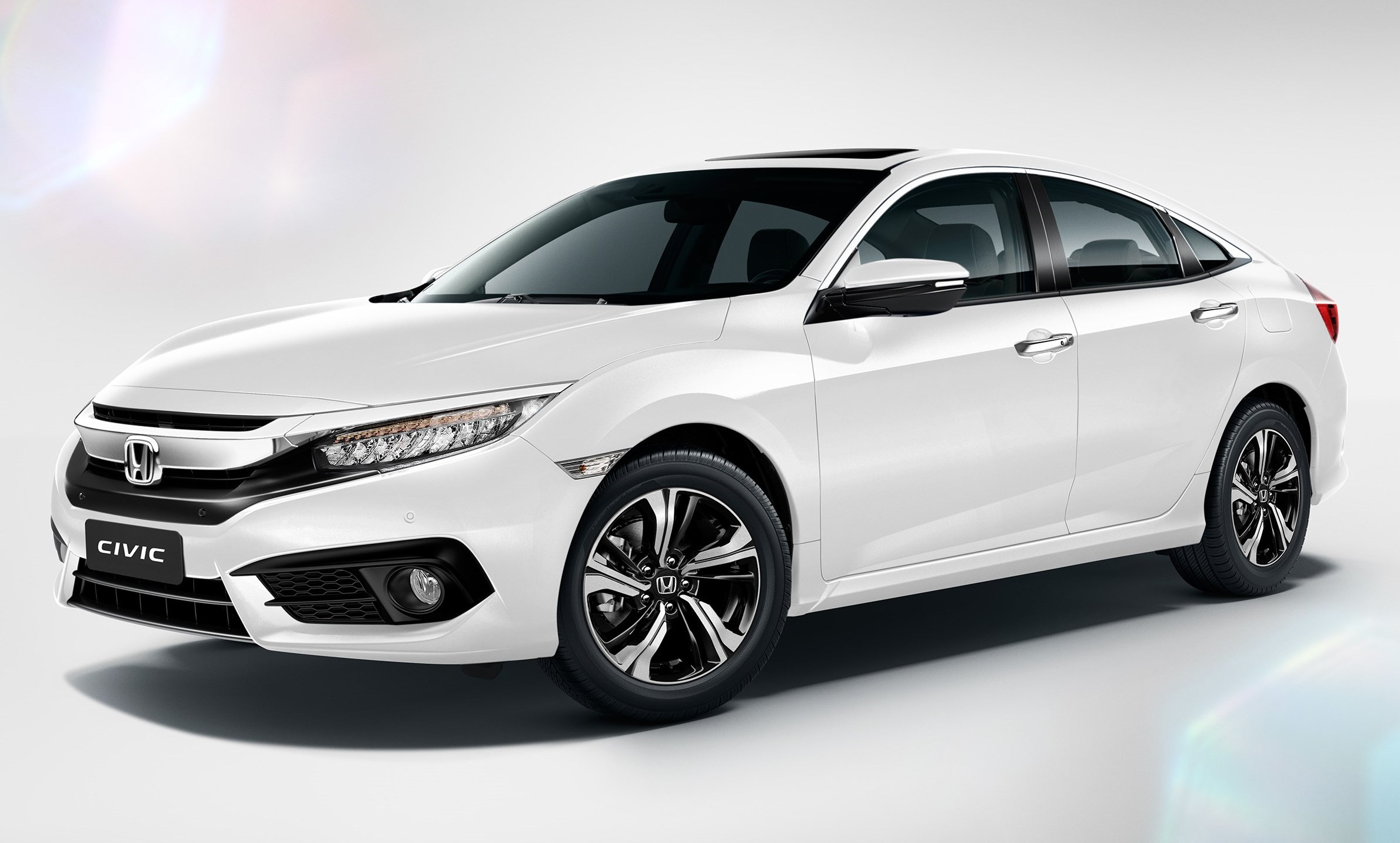 honda argentina lanz el nuevo civic desde 469 000 automotiva. Black Bedroom Furniture Sets. Home Design Ideas