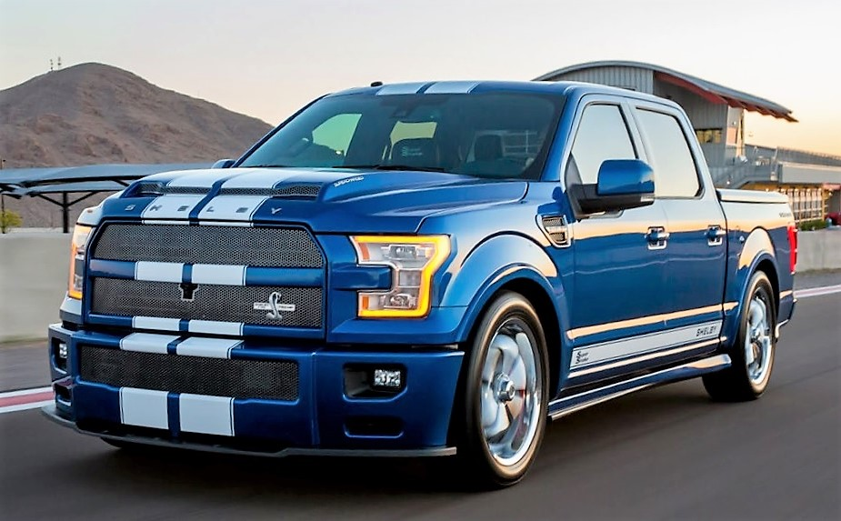 Shelby F150 Ss 750 Caballos Y Usd 96 000 191 Suficientes