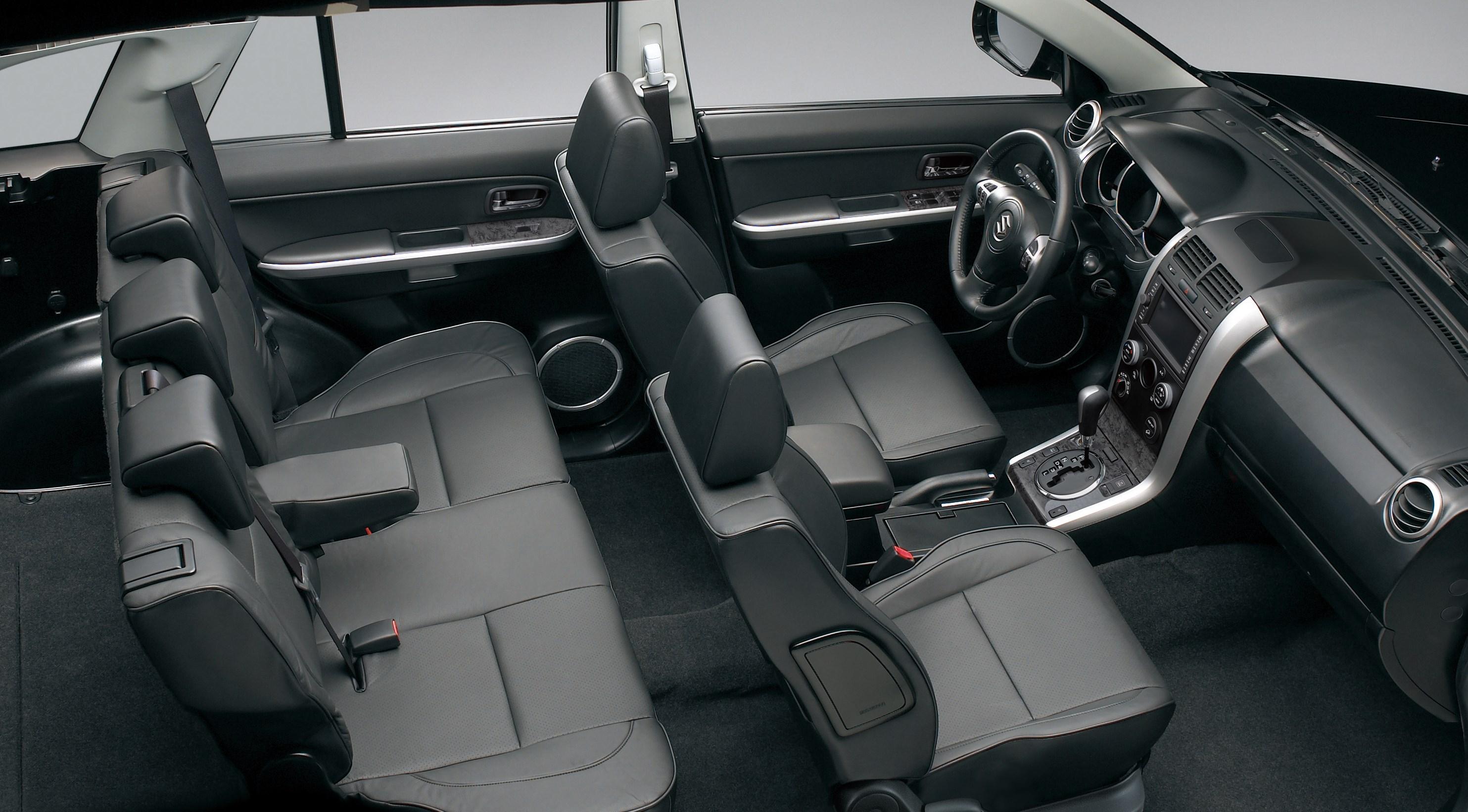 Interior Del Nuevo Vitara Automotiva