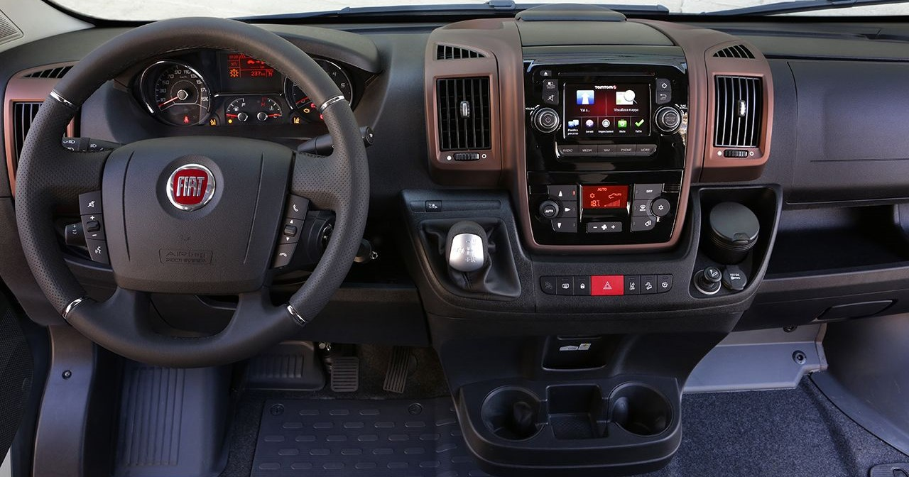 Ford Expedition El >> Fiat Ducato Expedition 4×4 | Automotiva