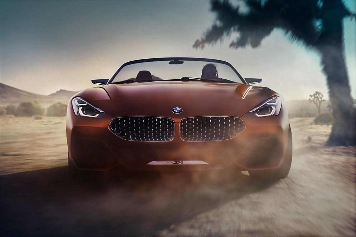 Renace El Cabrio De Bmw Nuevo Z4 Concept Automotiva