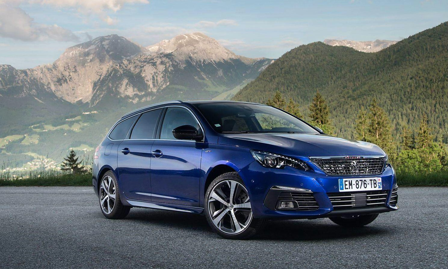 peugeot 308 sw gt rural una pena que no se venda en argentina automotiva. Black Bedroom Furniture Sets. Home Design Ideas