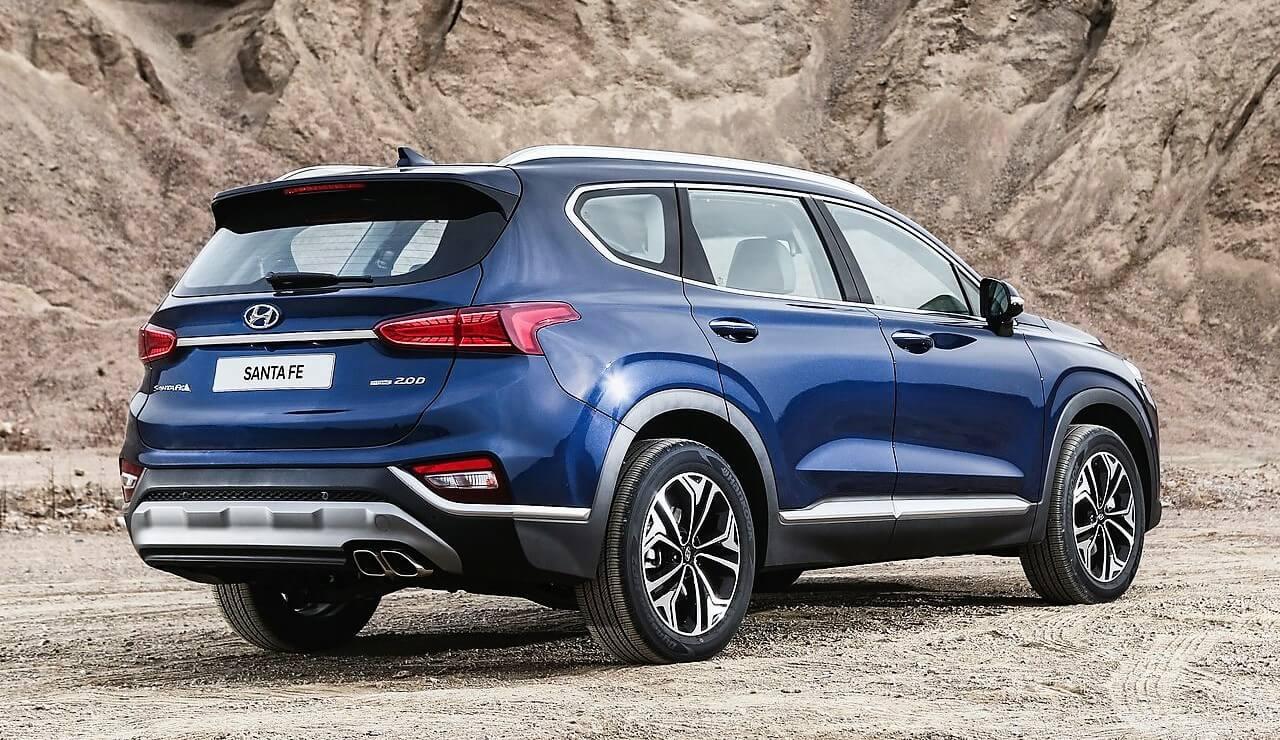 Nueva Hyundai Santa Fe. Nueva en serio…   Automotiva