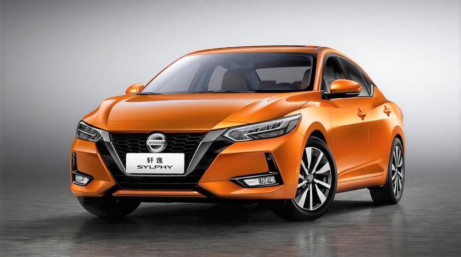 Nissan sentra advance 2020