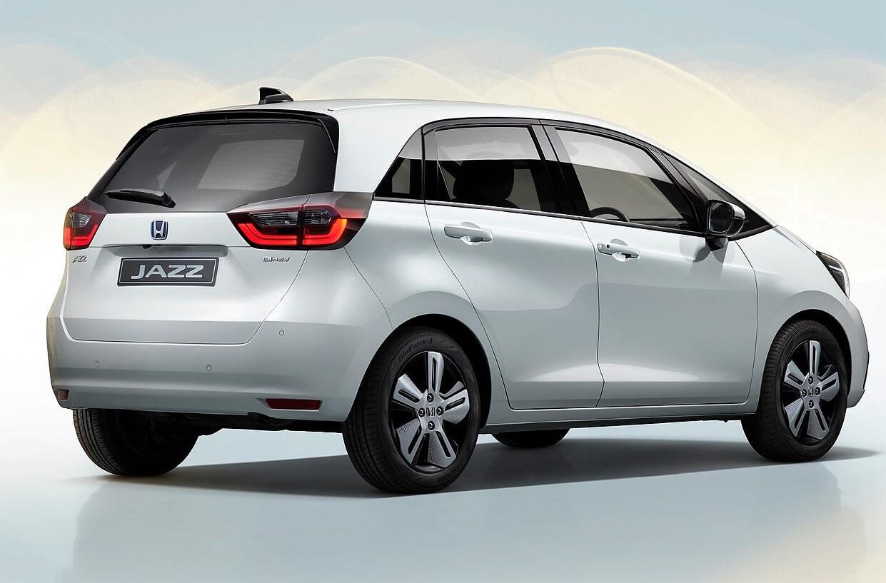 Este Es El Nuevo Honda Fit Jazz 2020 Grandes Cambios