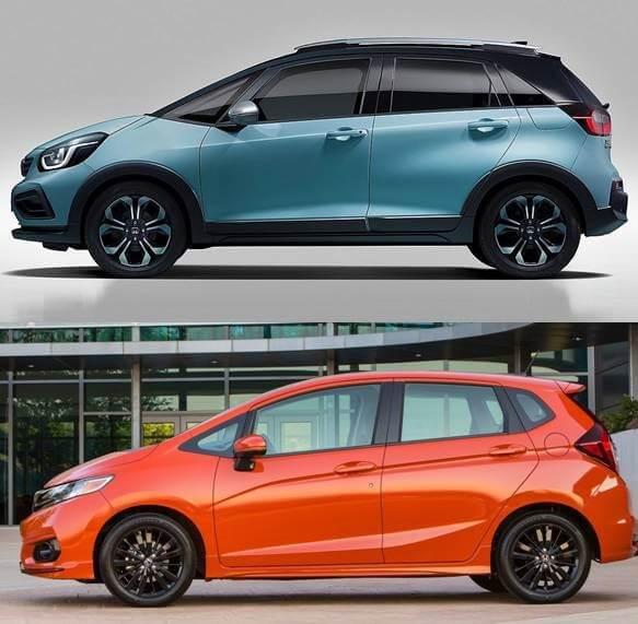 Este es el nuevo Honda FIT (Jazz) 2020. Grandes cambios   Automotiva