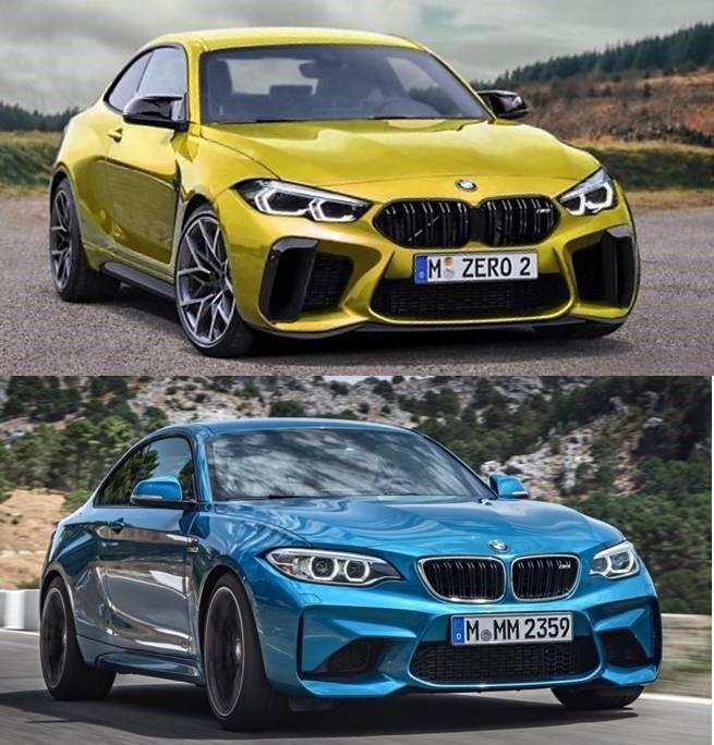 2020 Bmw M2 Vs: Algunas Especulaciones Respecto Al Próximo BMW M2 (2022