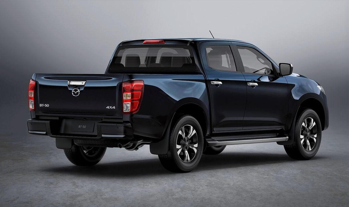 Mazda presenta su pick up BT-50 (ahora con base Isuzu ...