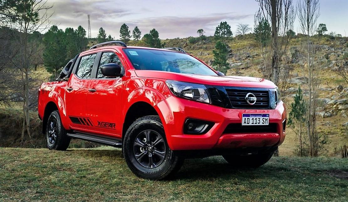 En Argentina Nueva Nissan Frontier X Gear Automotiva